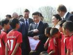 China to deepen football cooperation with Germany